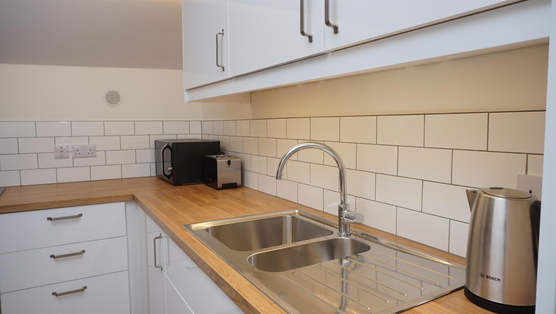 20 Great North Road Newcastle Upon Tyne, 1 Bedrooms  Flat ,To Let